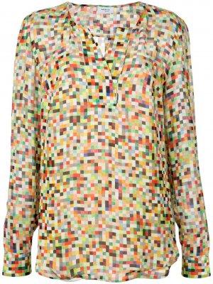 Рубашка с принтом Akris Punto