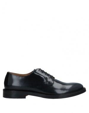 Обувь на шнурках ANGELO NARDELLI. Цвет: черный