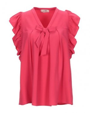 Блузка LAB ANNA RACHELE. Цвет: фуксия