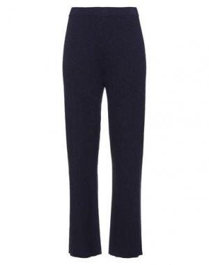 Повседневные брюки BEATRICE. Цвет: темно-фиолетовый
