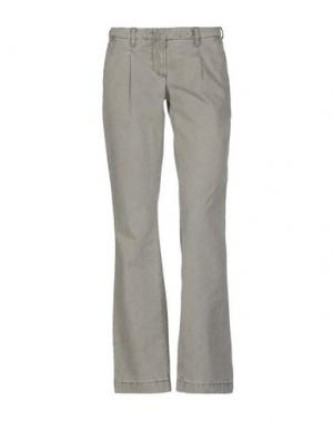Джинсовые брюки NOVEMB3R. Цвет: серый