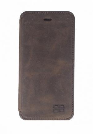 Чехол для iPhone Bouletta 7/8 Plus Ultimate Book. Цвет: коричневый
