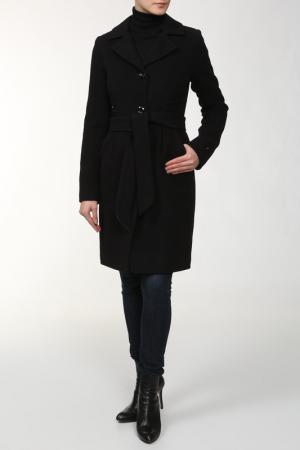 Пальто Elegant Ledy. Цвет: черный