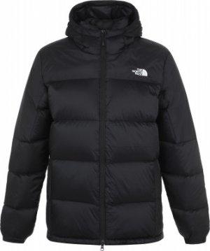 Куртка пуховая мужская Diablo, размер 46-48 The North Face. Цвет: черный