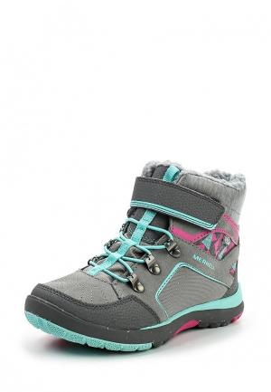 Ботинки Merrell. Цвет: серый