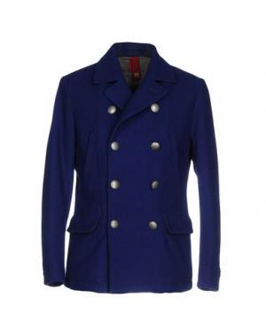 Пальто AT.P.CO. Цвет: синий