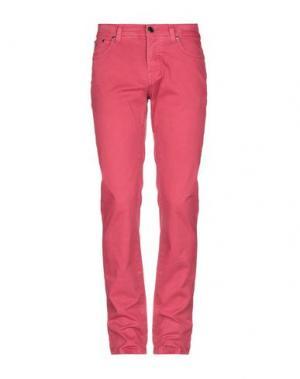 Повседневные брюки ALVIERO MARTINI 1a CLASSE. Цвет: красный