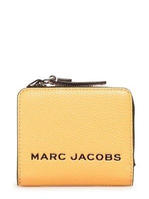 Бумажник MARC JACOBS. Цвет: оранжевый