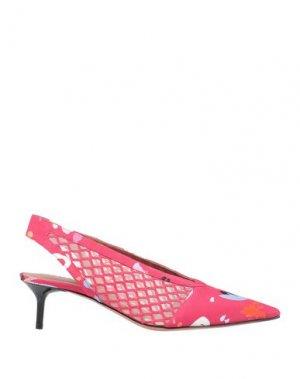 Туфли ALTUZARRA. Цвет: фуксия