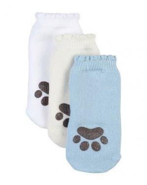 Короткие носки DOLCE & GABBANA. Цвет: небесно-голубой