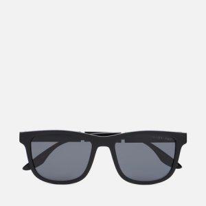 Солнцезащитные очки 04XS-DG002G-3P Polarized Prada Linea Rossa. Цвет: чёрный