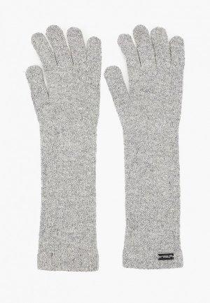 Перчатки Junior Republic. Цвет: серый