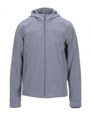 Куртка CIESSE PIUMINI. Цвет: серый