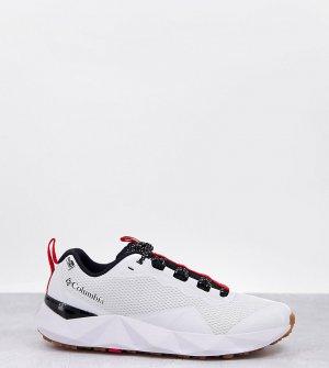 Белые кроссовки Facet 15 0D – эксклюзивно для ASOS-Белый Columbia