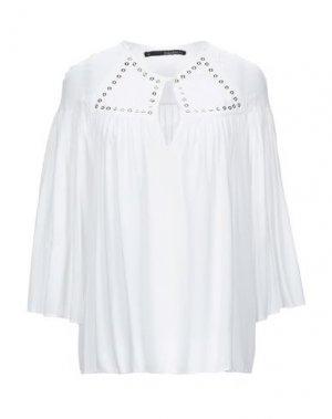 Блузка ANNARITA N. Цвет: белый