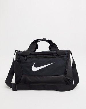 Черная спортивная сумка -Черный Nike Training