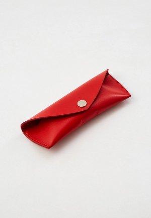 Чехол для очков Kokosina. Цвет: красный