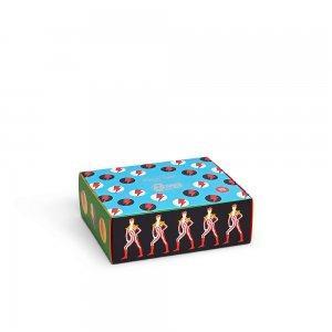 3-pack Bowie Gift Set Happy Socks. Цвет: разноцветный
