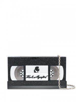 Клатч STUDIO KL Video-Tape Minaudiere Karl Lagerfeld