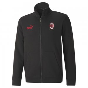 Олимпийка ACM ftblCulture Track Jacket PUMA. Цвет: черный