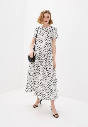 Платье Bulmer. Цвет: белый