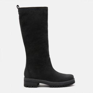 Сапоги Courmayeur Valley Tall Boot Timberland. Цвет: черный