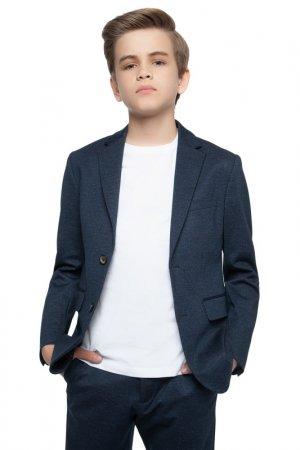Пиджак Junior Republic. Цвет: глубокий синий