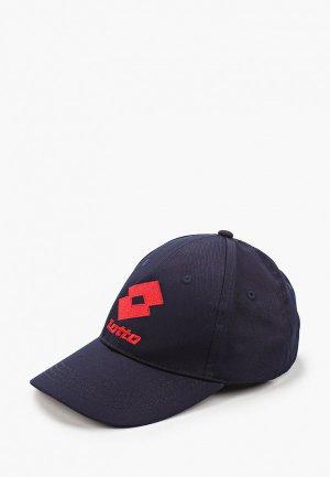 Бейсболка Lotto CAP. Цвет: синий