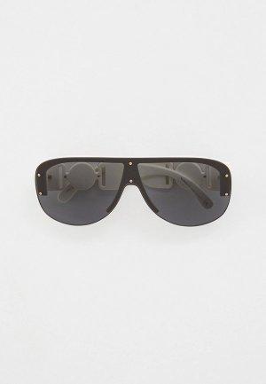 Очки солнцезащитные Versace VE4391 401/87. Цвет: белый