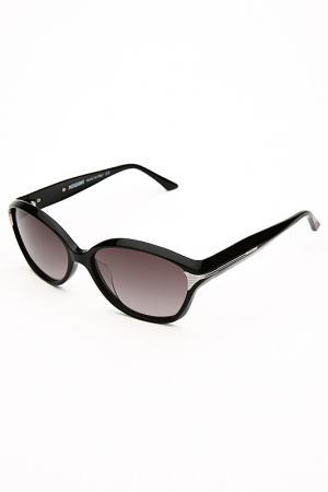 Солнцезащитные очки Missoni. Цвет: черный