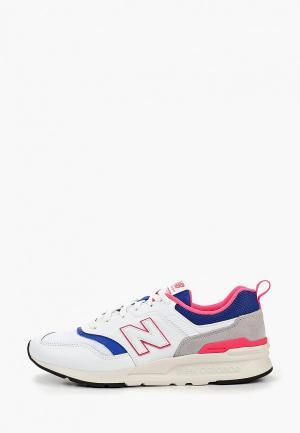 Кроссовки New Balance 997Hv1. Цвет: белый