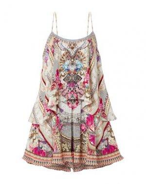 Пляжное платье CAMILLA. Цвет: слоновая кость