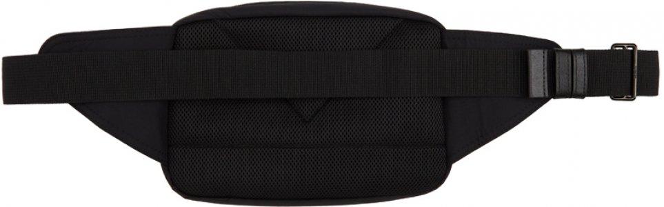 Black Tiger Crest Belt Bag Kenzo. Цвет: black