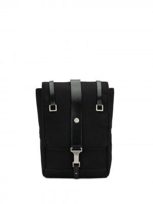 Рюкзак Sports с ремешками Chanel Pre-Owned. Цвет: черный