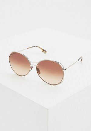 Очки солнцезащитные Burberry 100513. Цвет: коричневый