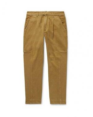 Повседневные брюки FOLK. Цвет: верблюжий