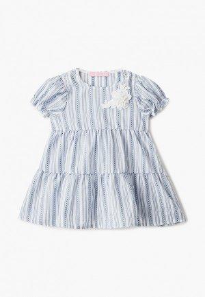 Платье Choupette. Цвет: белый