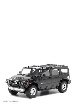 Машина р/у Hummer H2 SUV 1:16 KAISER. Цвет: черный