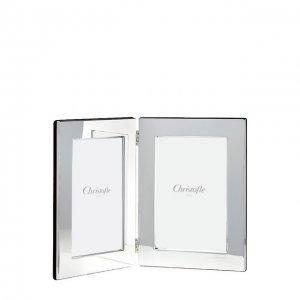 Рамка для фотографии Fidelio Christofle. Цвет: серебряный