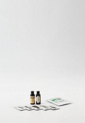 Набор для тела и волос Otaci подарочный, Вeauty box, комплексного очищения ухода, 8 средств. Цвет: прозрачный