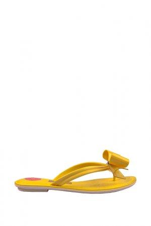 Пантолеты Grendha. Цвет: yellow