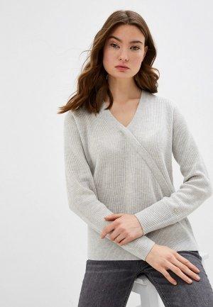 Пуловер Calvin Klein. Цвет: серый