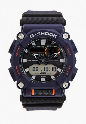 Часы Casio G-SHOCK GA-2100-1A1ER. Цвет: синий