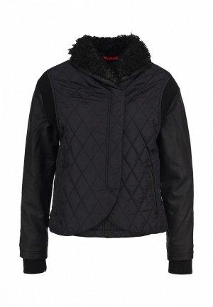 Куртка утепленная 55DSL DS001EWAGU39. Цвет: черный