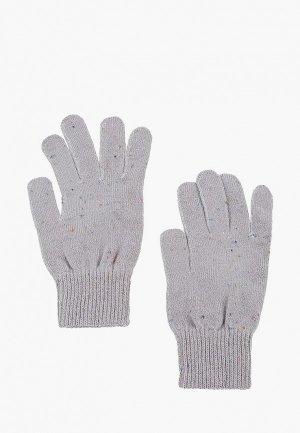 Перчатки DeFacto. Цвет: серый
