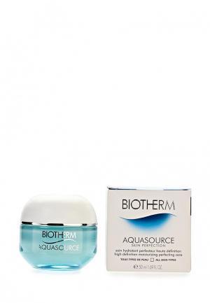 Aquasource Biotherm skin perfection крем увлажняющий и выравнивающий кожу 50 мл