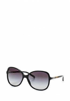 Очки солнцезащитные Burberry BE4197 30018G. Цвет: черный