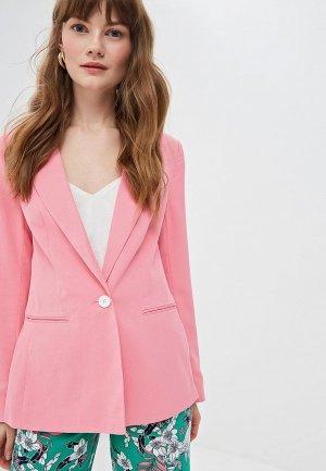 Пиджак Ostin O'stin. Цвет: розовый