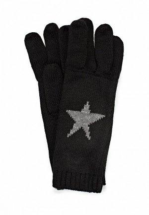 Перчатки Codello. Цвет: черный