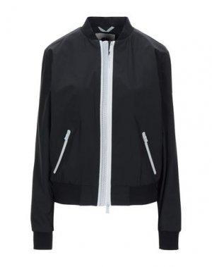 Куртка PEOPLE OF SHIBUYA. Цвет: черный